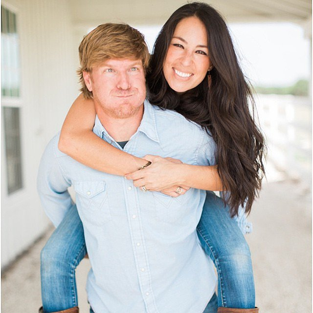 Having the talented husband and wife duo chip and joanna gaines help