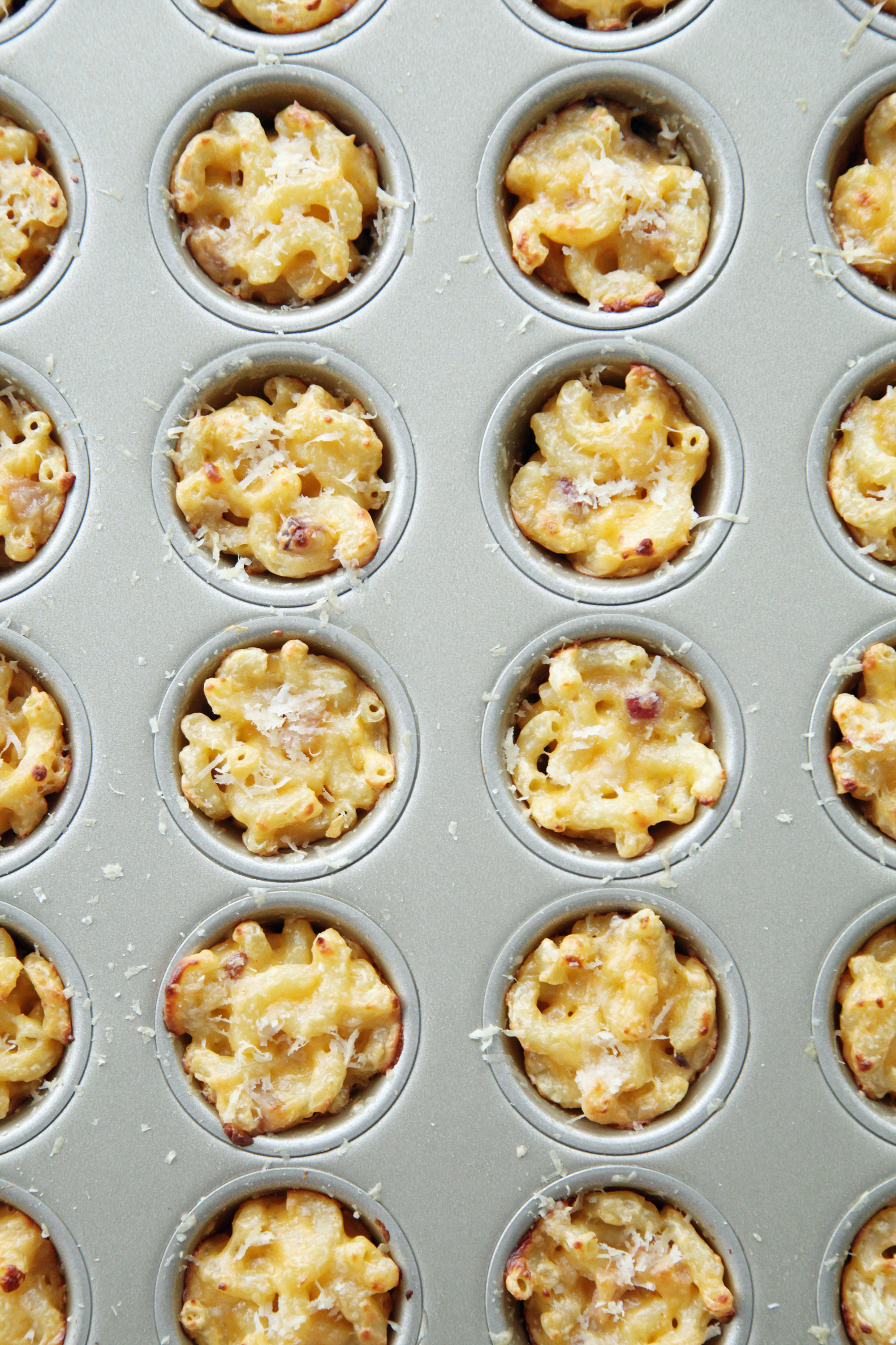 Mini macaroni and cheese appetizer recipe popsugar food mini macaroni and cheese appetizer recipe forumfinder Images