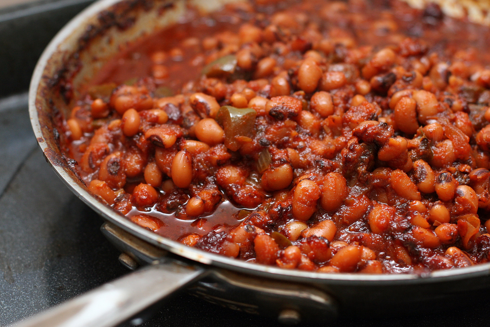 Quick and easy black-eyed peas recipe