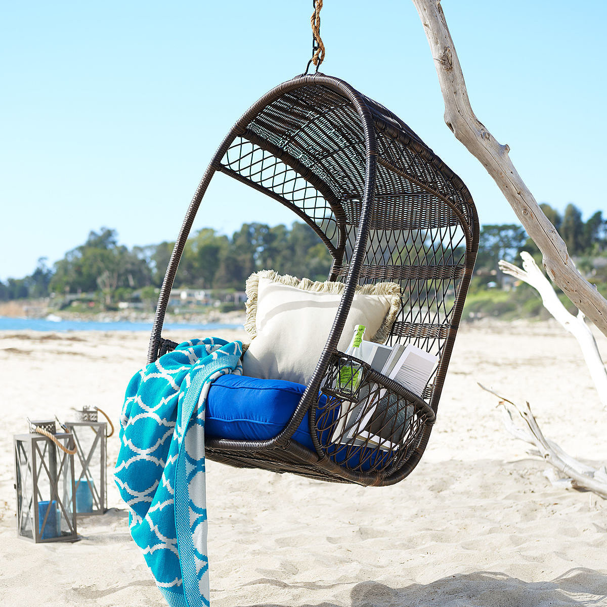 Pier 1 Recalls Outdoor Swing Chair Popsugar Home