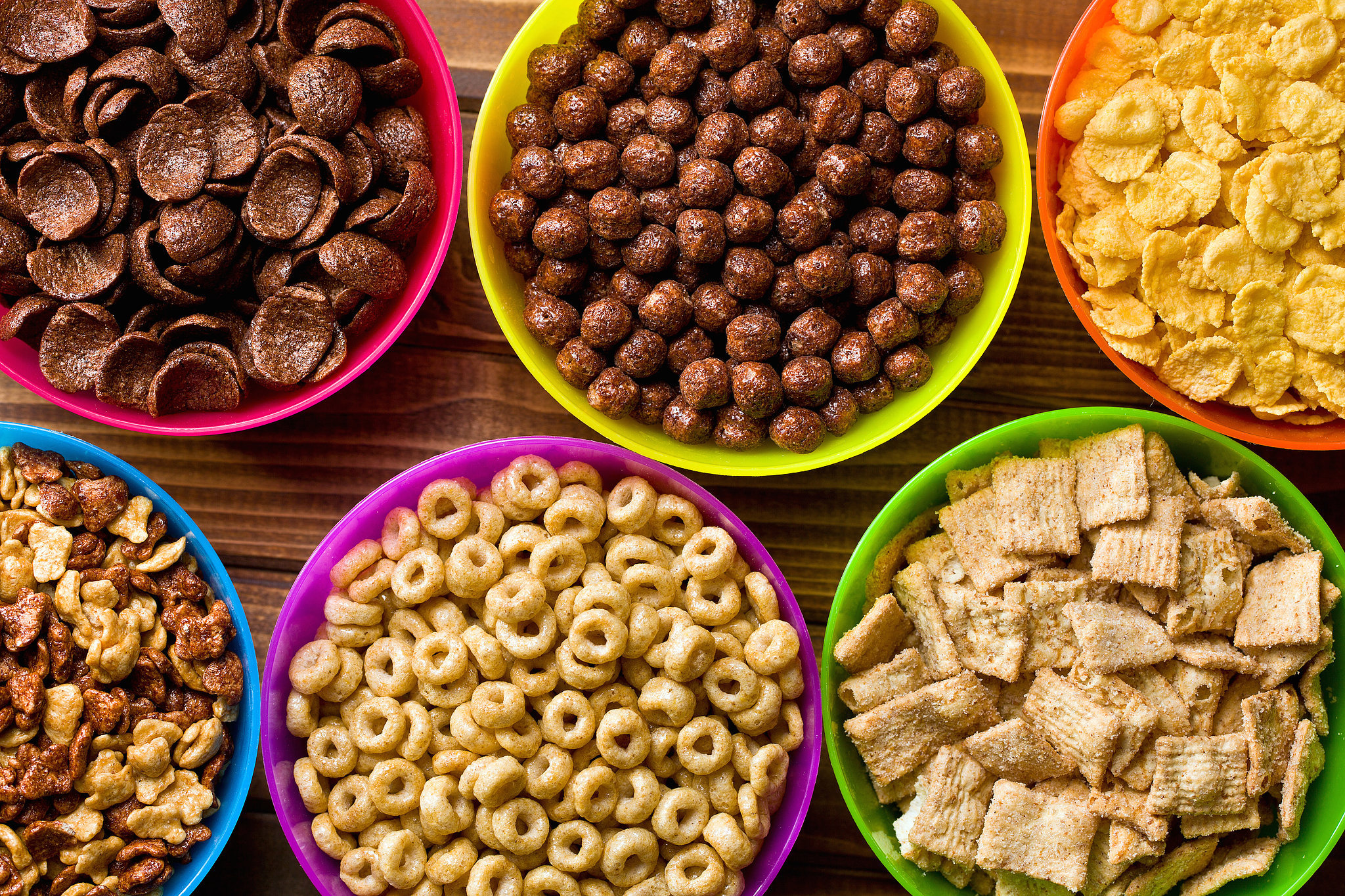 Breakfast Cereal Rankings | POPSUGAR Food