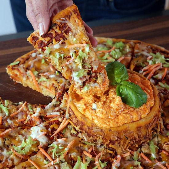 Volcano Pizza | Food Video