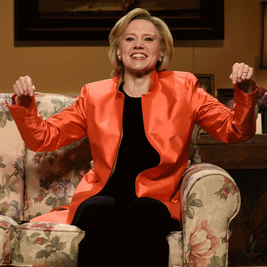 Hillary Clinton Cold Open on Saturday Night Live April 2016