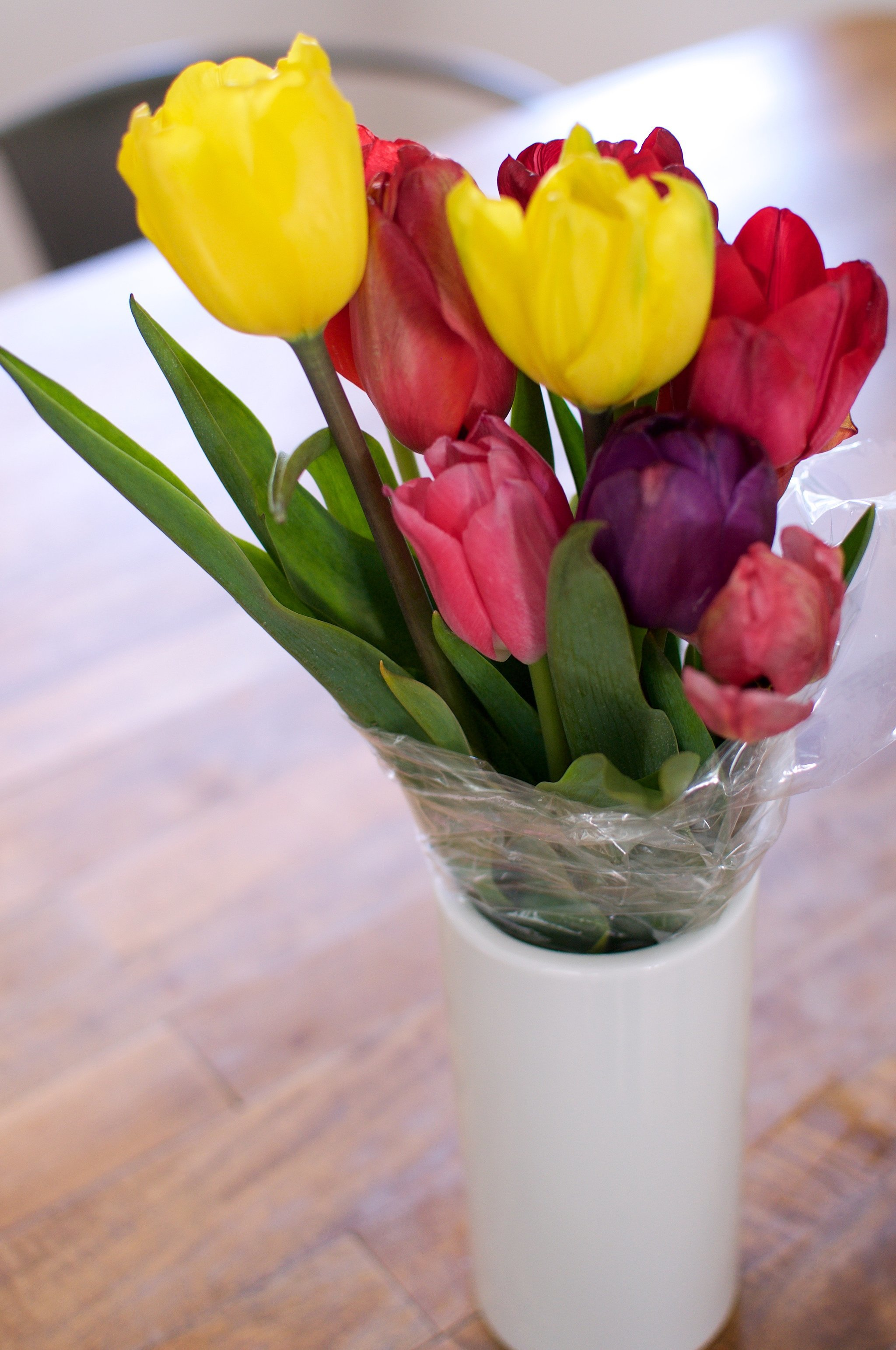 How to keep tulips from drooping popsugar home what to do reviewsmspy