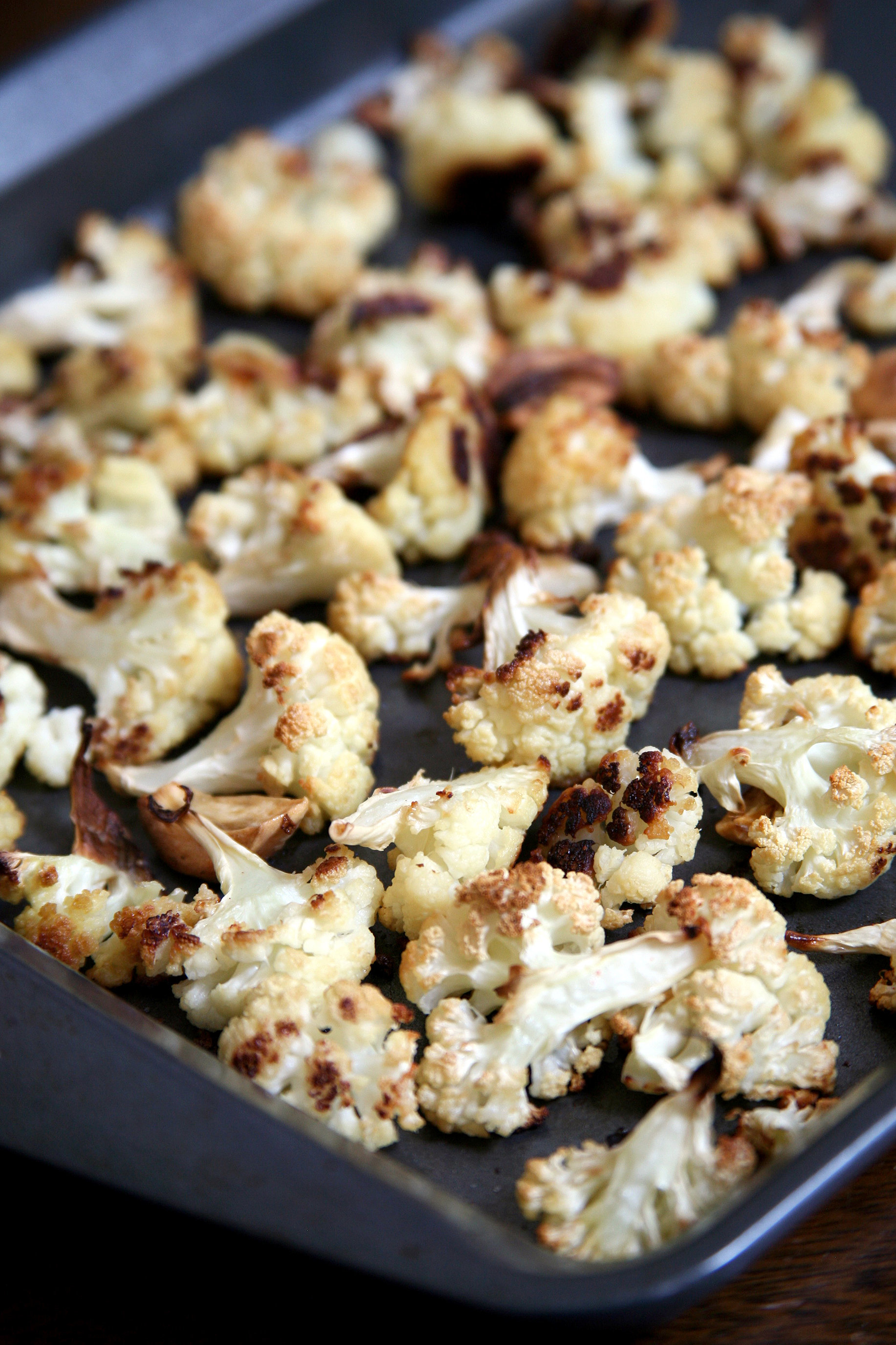 Roasted Cauliflower Hummus | POPSUGAR Fitness