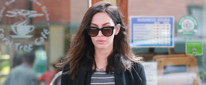 Megan Fox's Growing Baby Bump Is on Display During Her Lunch Date With Brian Austin Green