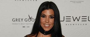 Whoa! Kourtney Kardashian's Latest Vegas Appearance Is Beyond Sexy