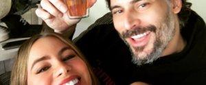 Sofia Vergara and Joe Manganiello Look Happy and Healthy in a Sweet Summer Selfie