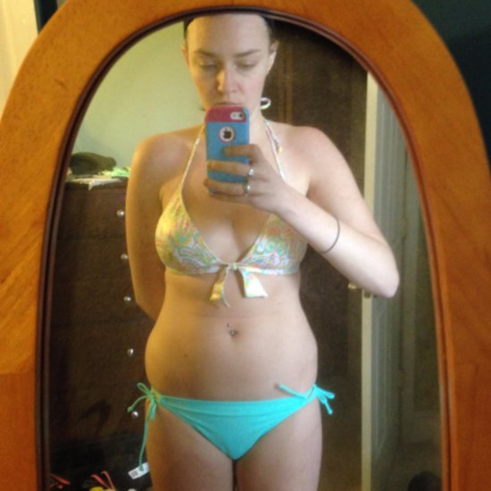 Before and After Weight Loss: TIU Cait