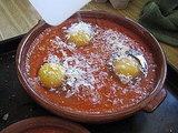Eggs Baked in Tomato Sauce Recipe 2009-12-03 16:43:20