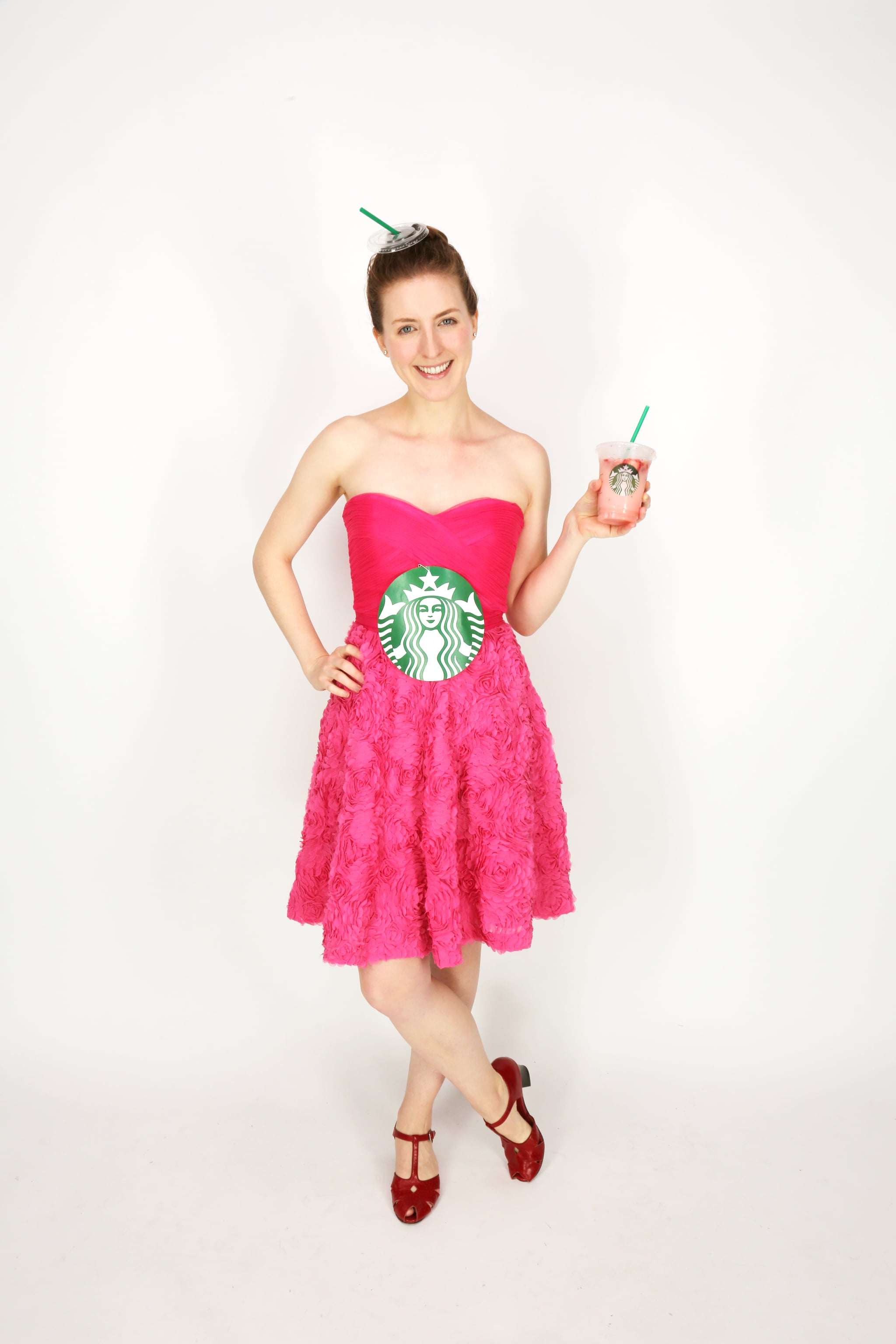 starbucks cup costume how to make