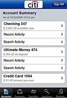 Citibank iPhone App Security Flaw | POPSUGAR Tech