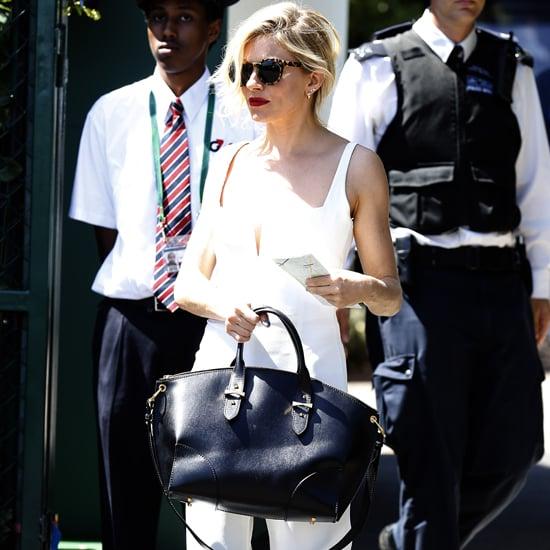Sienna Miller's Street Style