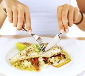 You asked how much protein do i need popsugar fitness for Does fish have protein