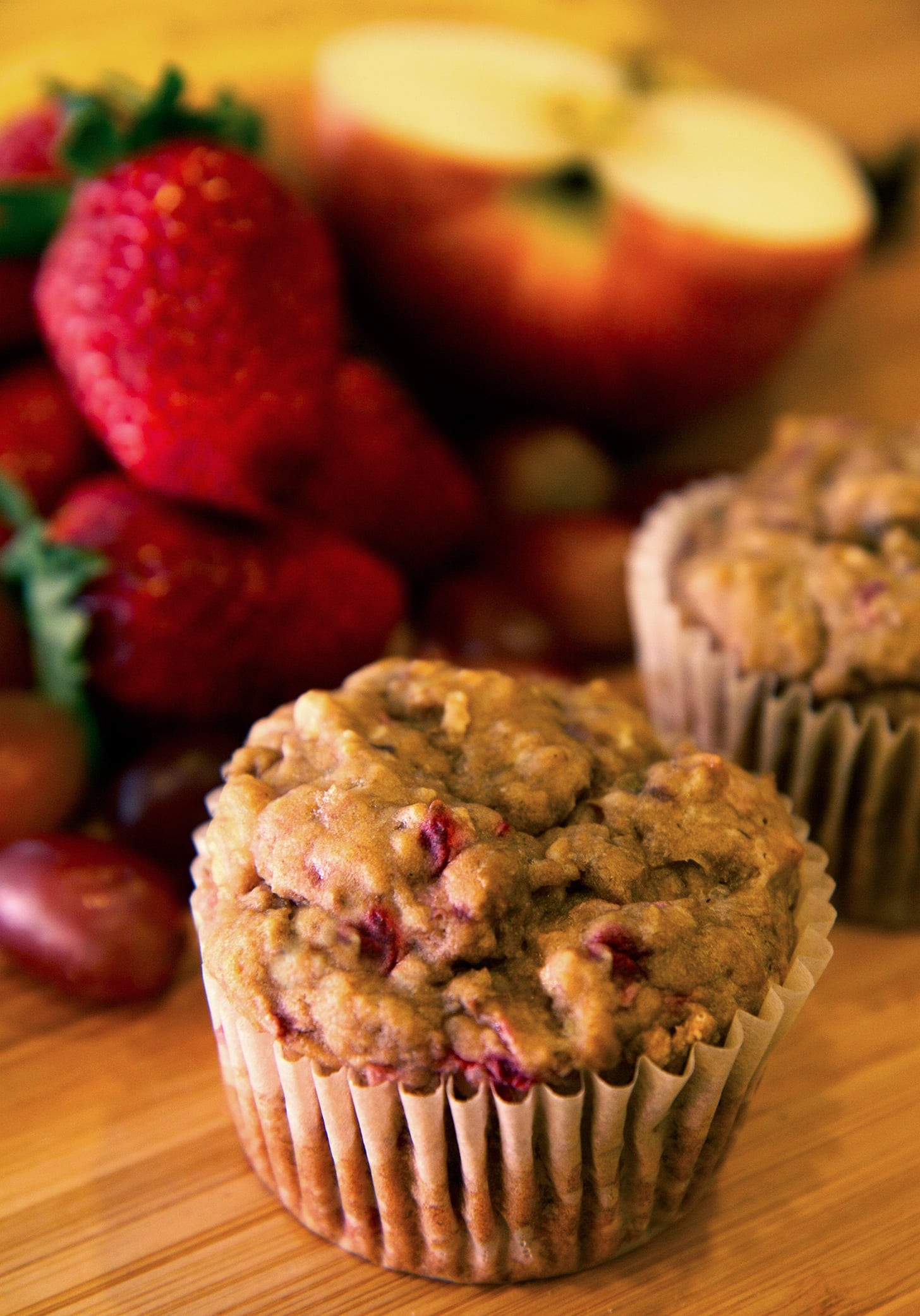 vegan banana muffin recipe popsugar fitness uk. Black Bedroom Furniture Sets. Home Design Ideas