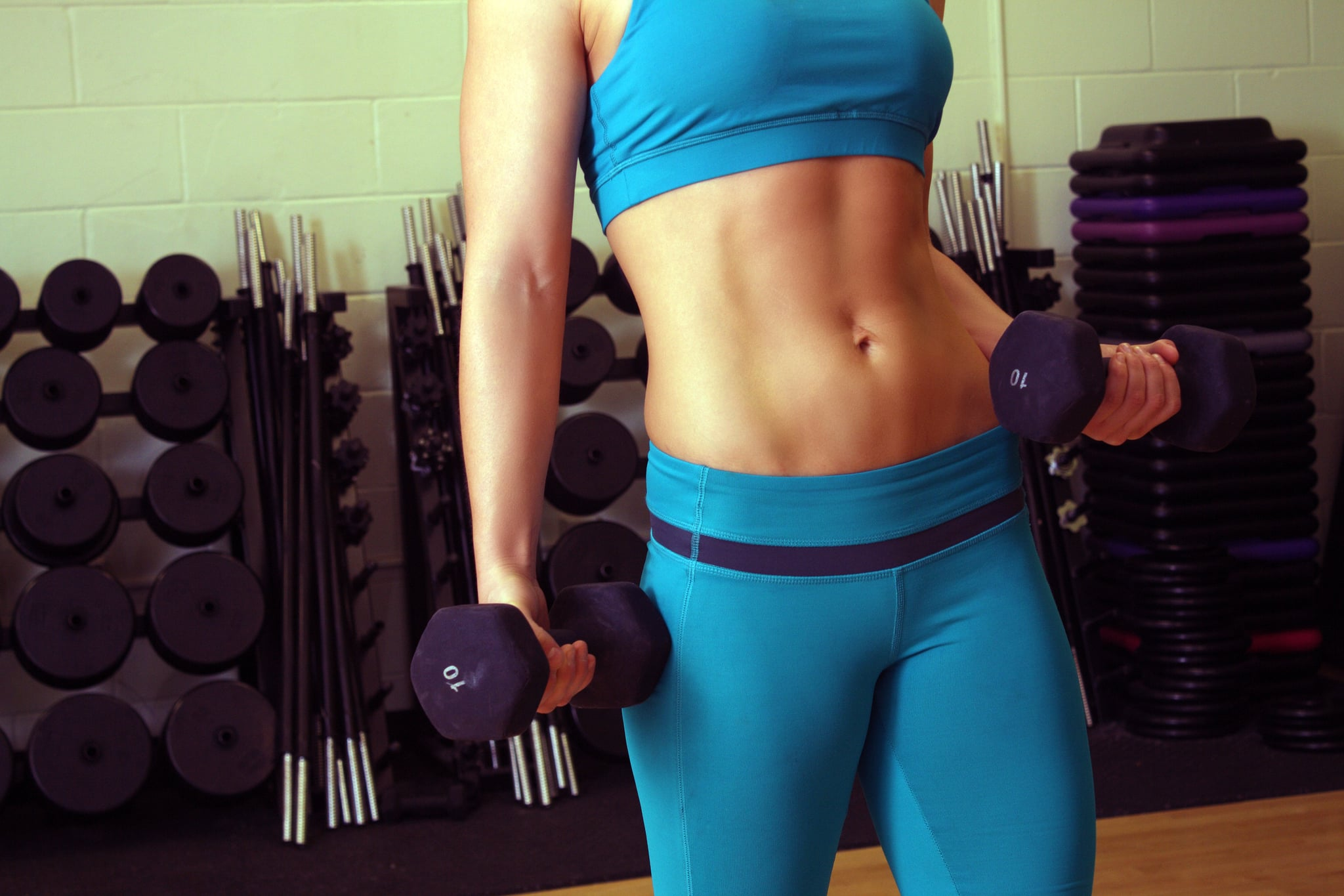 Get Rock-Solid Abs With These Anytime Workouts