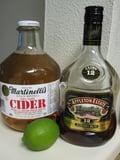 Easy Apple Rum Cocktail Recipe 2009-10-01 16:08:05