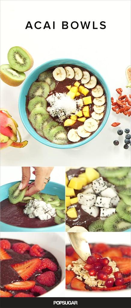 Costco Acai Bowls | POPSUGAR Fitness