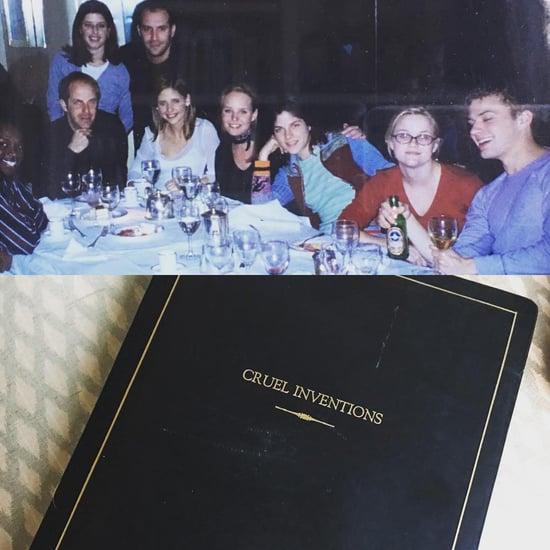 Sarah Michelle Gellar Shares Cruel Intentions Cast Photo