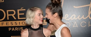 17 Times You Wished You Were Friends With Nina Dobrev and Julianne Hough