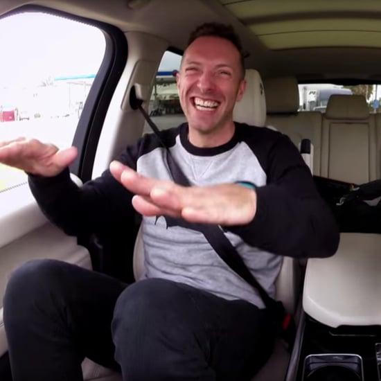 Chris Martin Carpool Karaoke Video