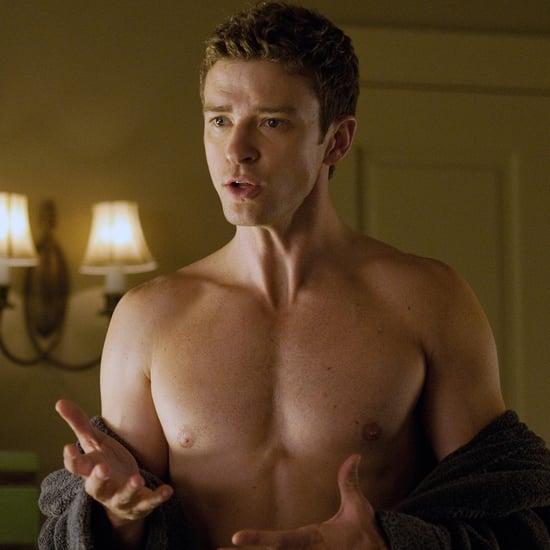 Justin Timberlake Shirtless Pictures