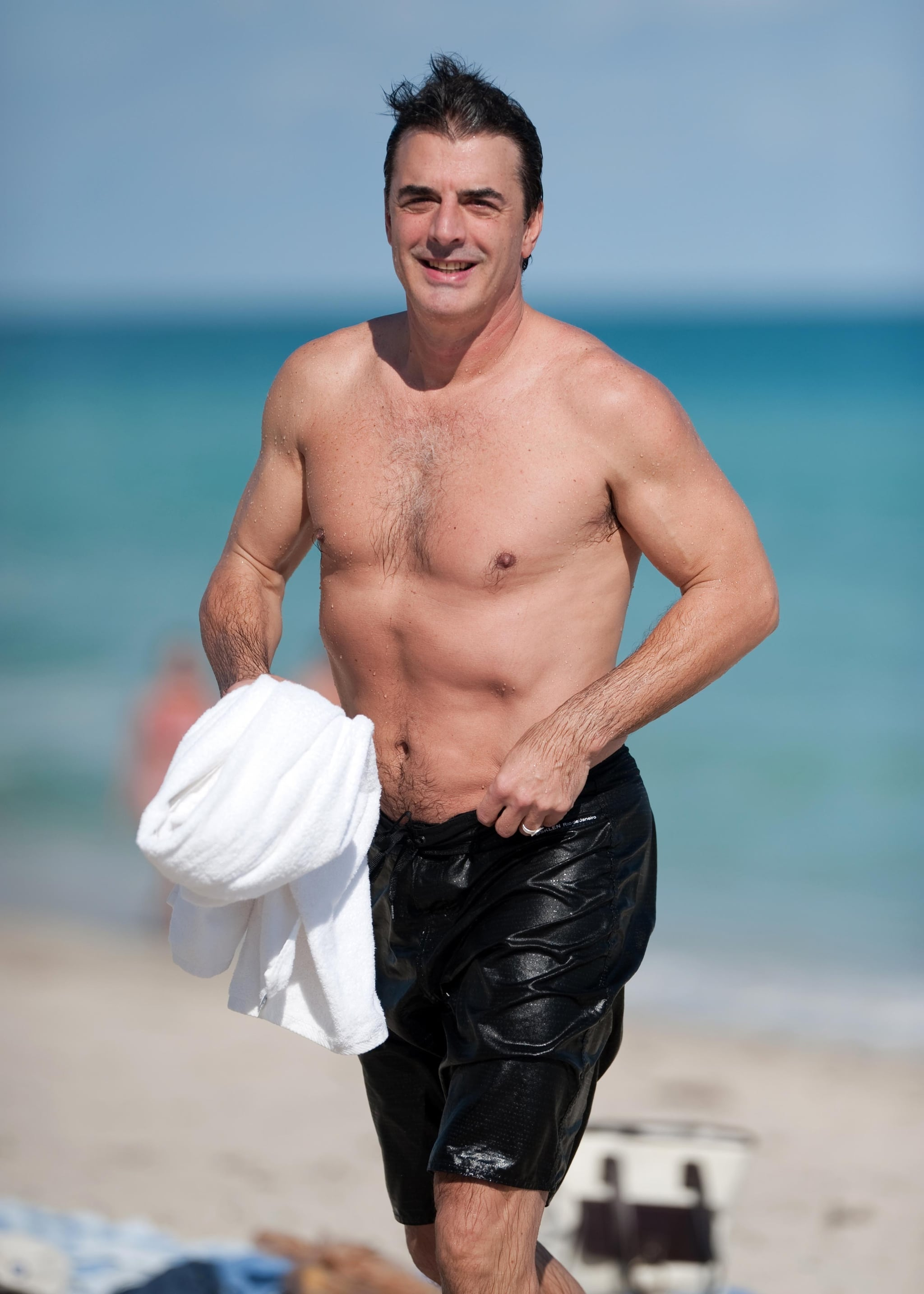 Chris Noth Goes Shirtless In A Big Way Sexy Or Not