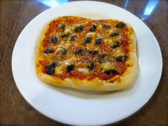 Mediterranean Pizza by ZestyBaking