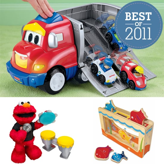 Best New Baby Toys 2011