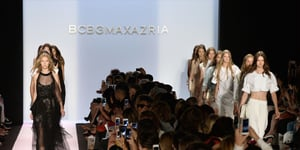 Found: The Ideal Spring Wave at BCBG Max Azria