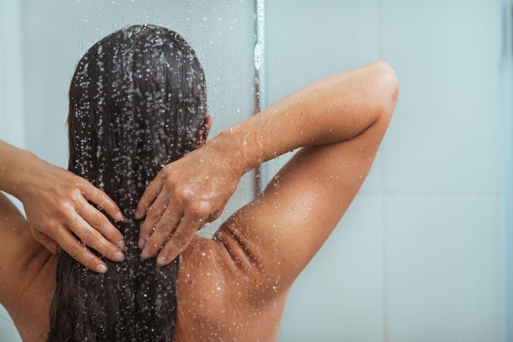 Woman Gives Birth In Shower Popsugar Moms