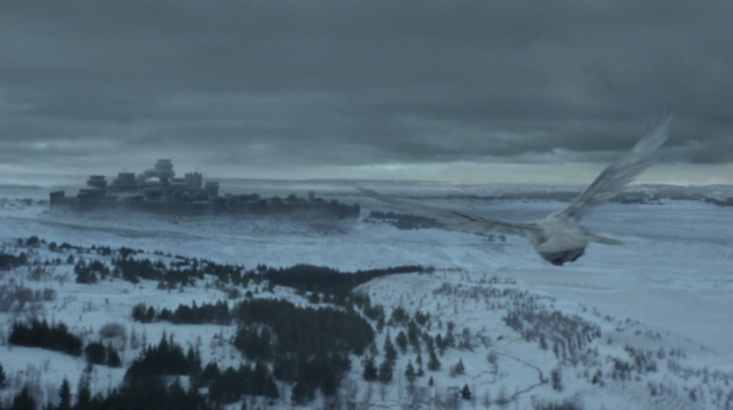 What Do White Ravens Mean On Game Of Thrones Popsugar Entertainment