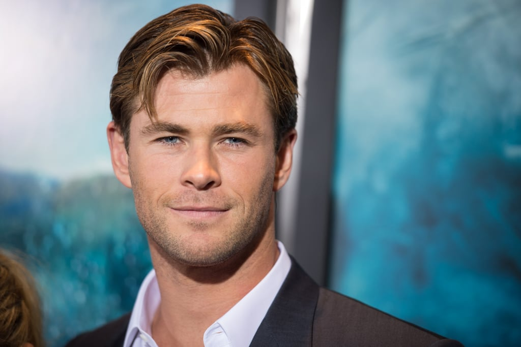 Chris Hemsworth reveals the diet that he used for In The Heart Of The Sea