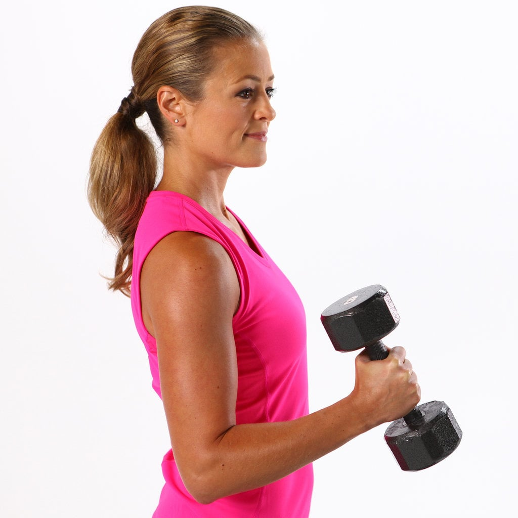 20-Minute Arms And Abs Workout