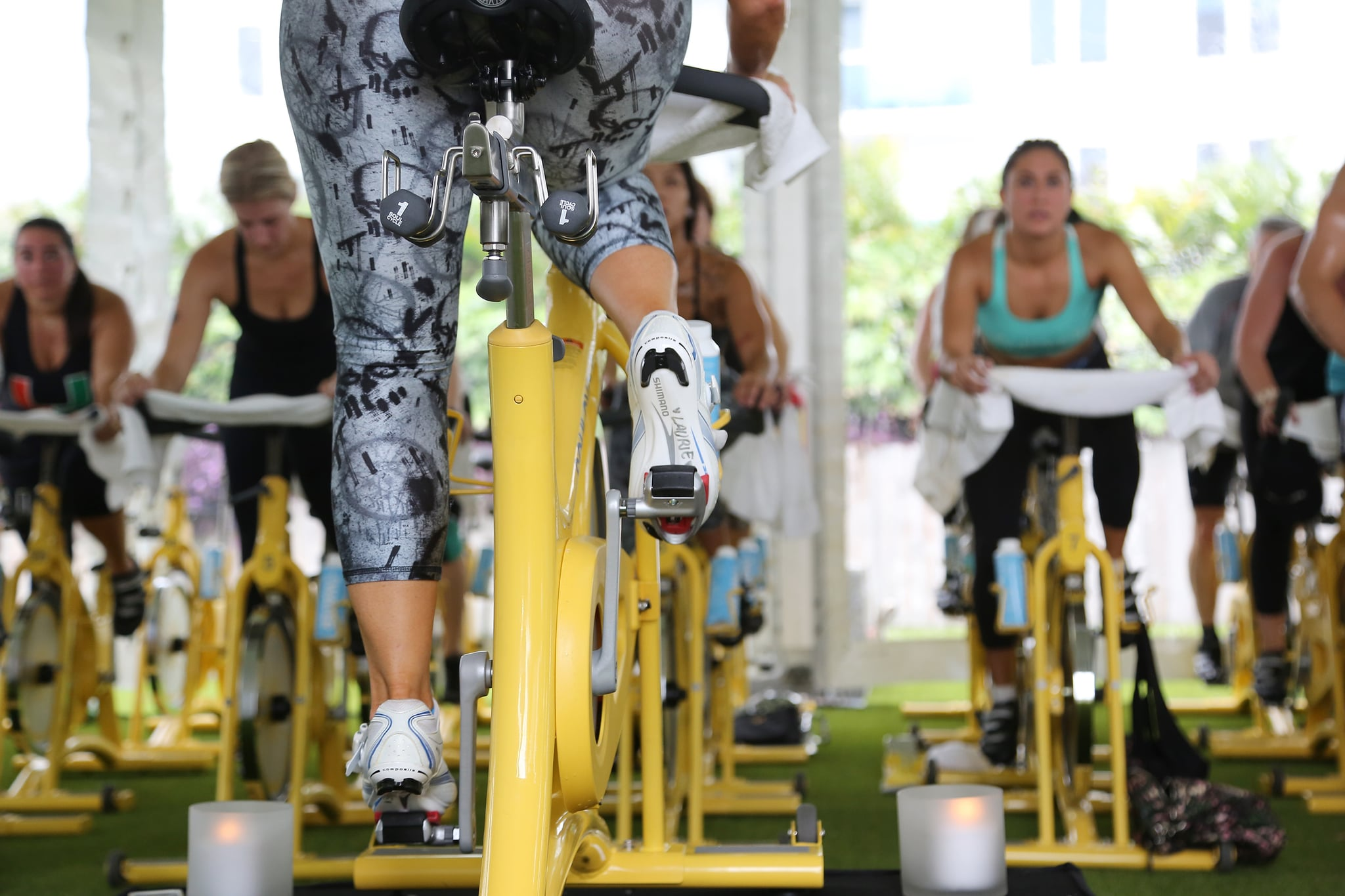 How to Prevent Injury in Indoor Cycling Class