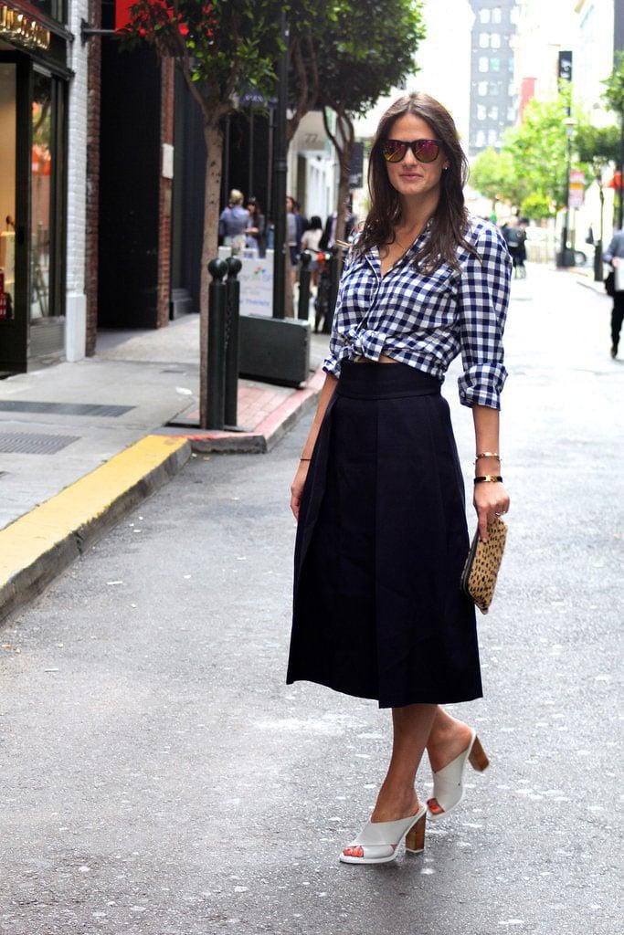 Fashion Editors Who Love Zara Popsugar Fashion