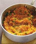 Carrots-and-Peas Orzo from Every Day with Rachael Ray (April 2008)