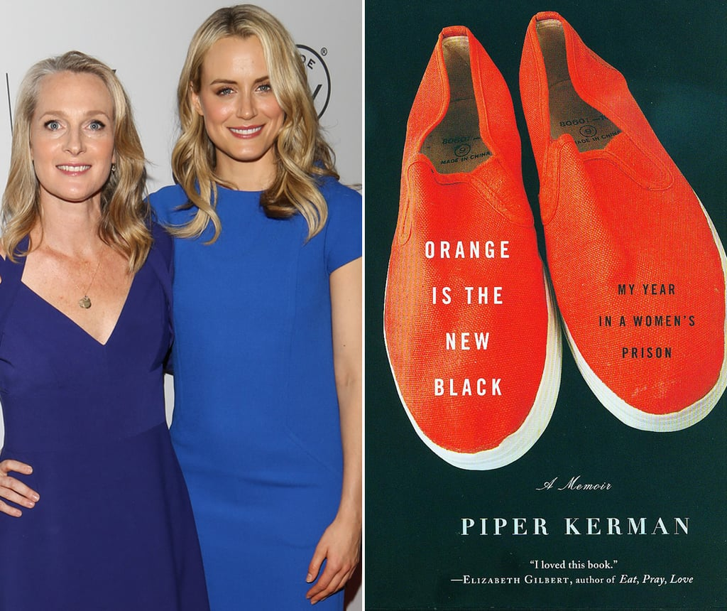 Image result for piper kerman vs piper chapman