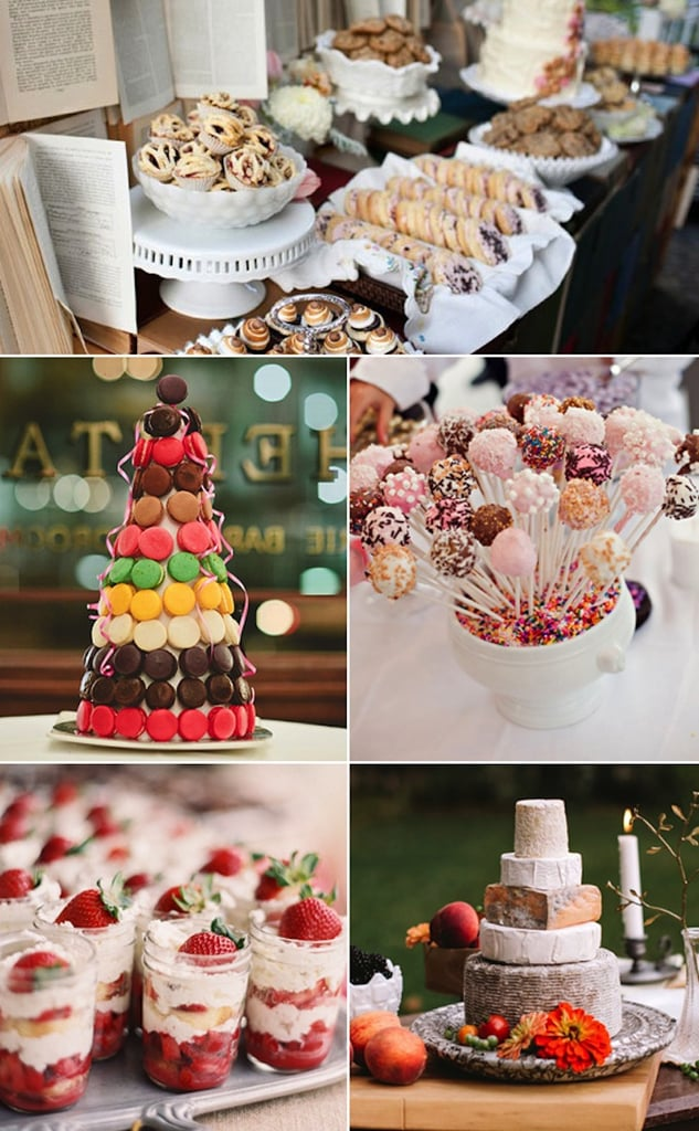 alternative ideas instead wedding cake wedding cake alternatives popsugar food 10691