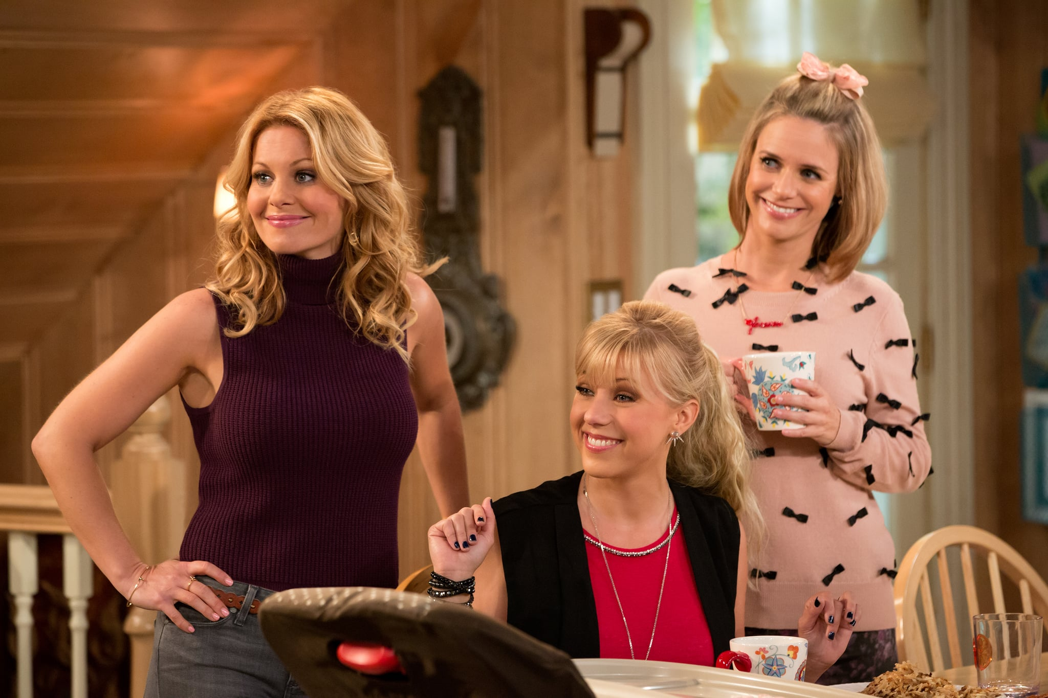 Candace Cameron Bure Interview About Fuller House Season 2
