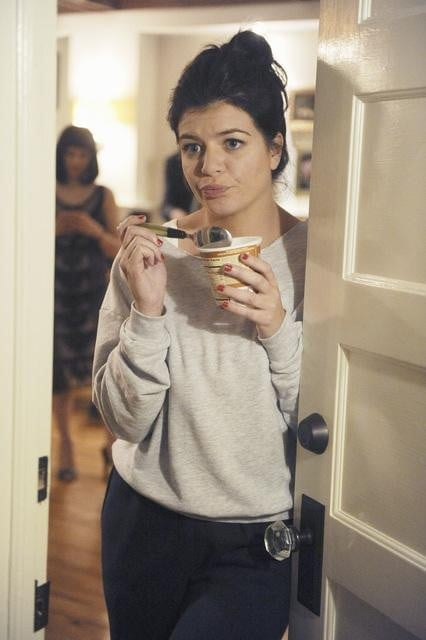 Casey Wilson as Penny on Happy Endings.