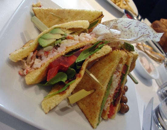 Recipe For Lobster Club Sandwich Inspired by Neiman Marcus ...