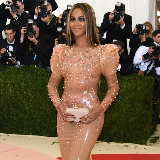 Beyonce's Givenchy Dress at Met Gala 2016