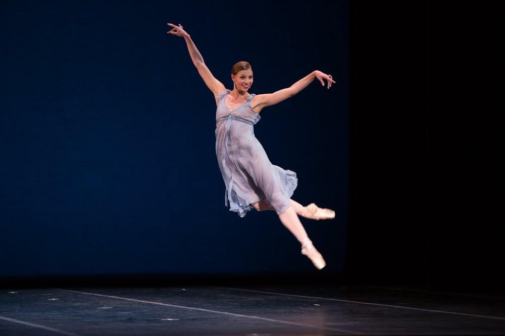 A Look at What 1 Professional Ballerina Eats All Day
