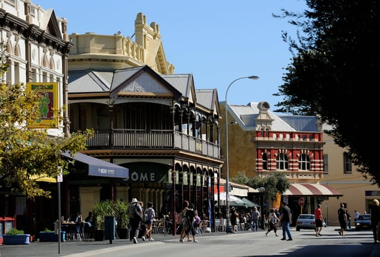 Cafe Cafe Hay St Perth