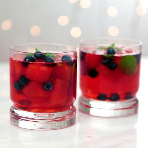 Mixed-Berry Spritzer