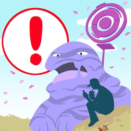 Pokemon Go Warning Signs
