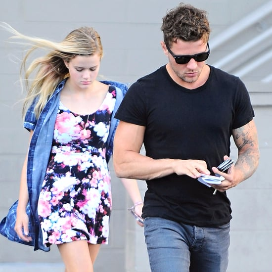 Reese Witherspoon and Ryan Phillippe With Daughter Ava