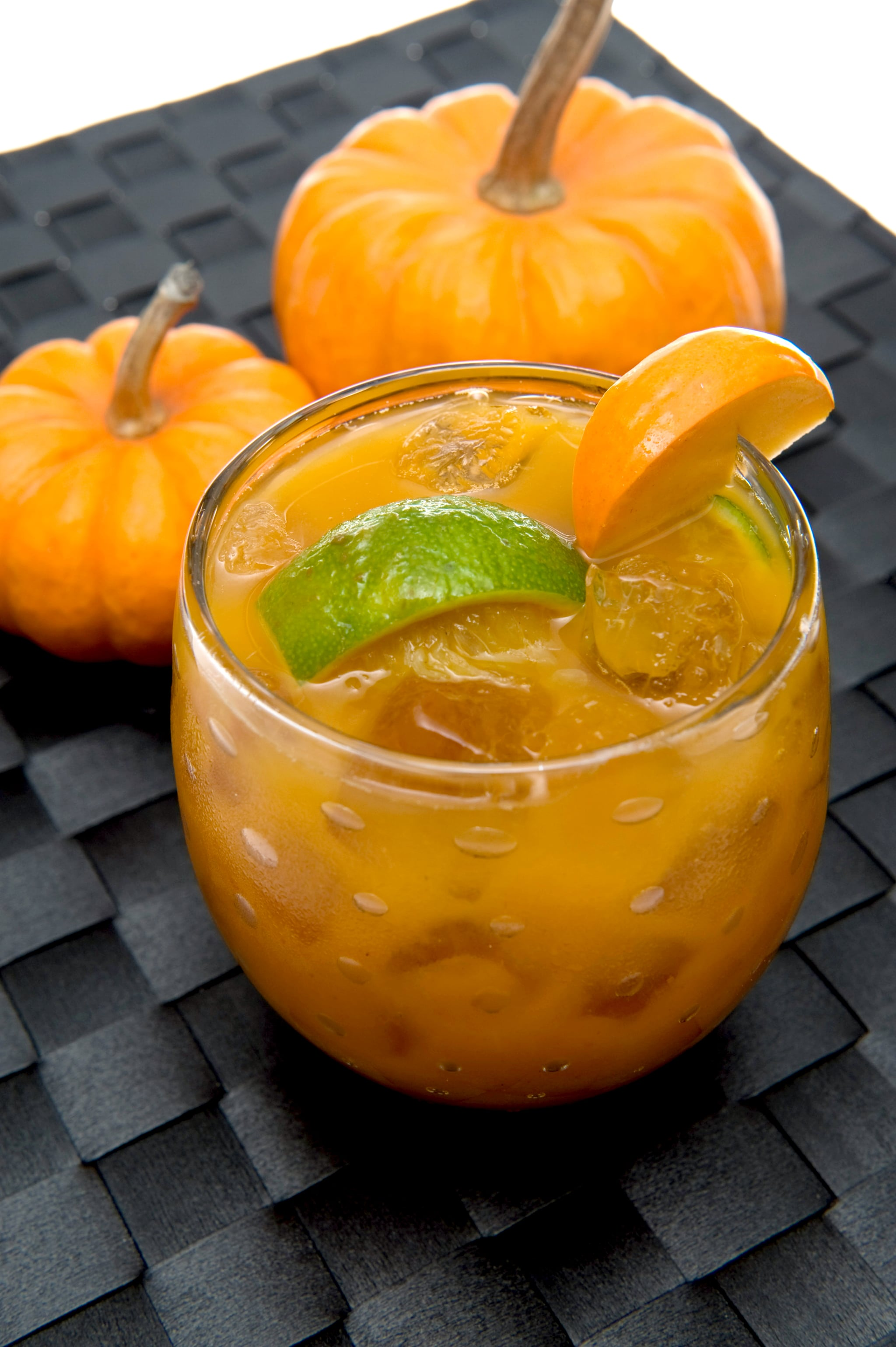 Pumpkin caipirinha cocktail popsugar fitness for Cocktail fitness