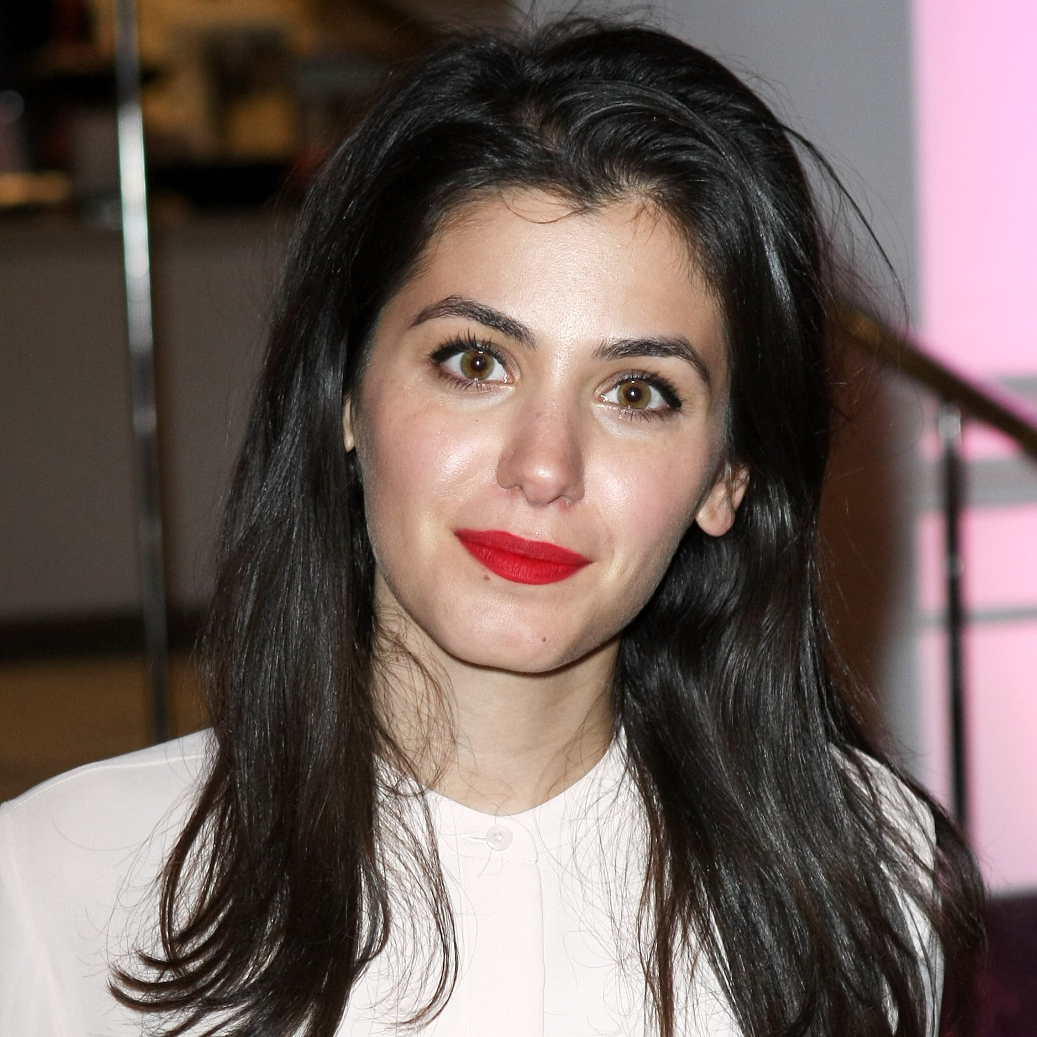 Katie Melua Finds A Spider In Her Ear Popsugar Celebrity Uk